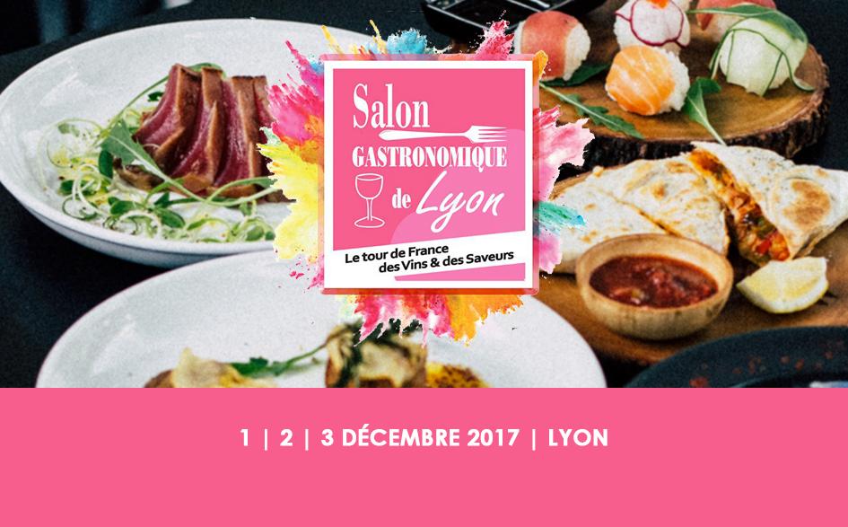 Salon Gastronomique de Lyon 2017