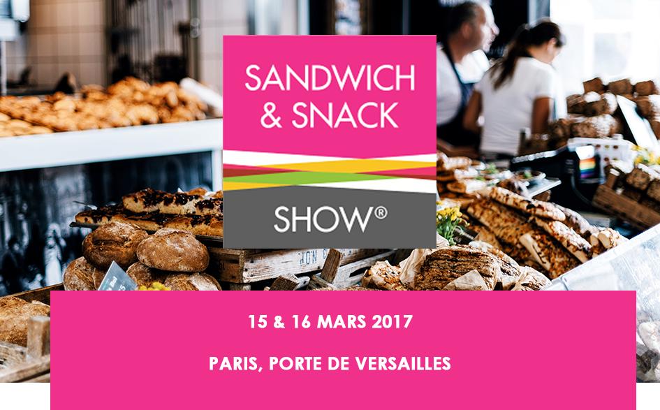 Salon Sandwich and Snack Show 2017