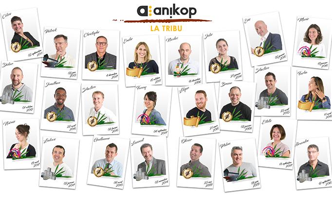 La tribu Anikop 2017