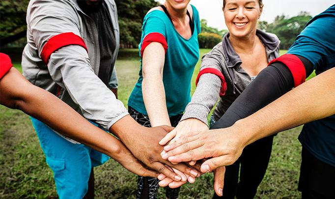 Challenges sportifs équipe Tribu