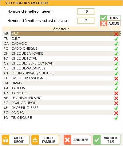 logiciel-titres-prepayes-selection-emetteurs-anikop