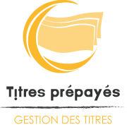Logo Titres Prépayés gestion des titres