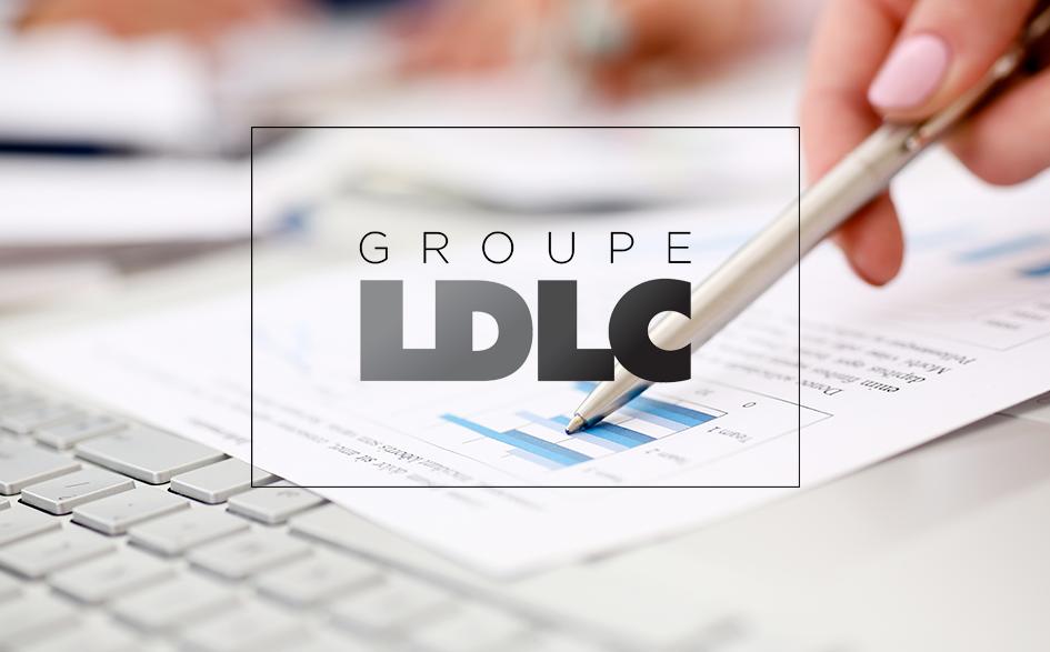 Informations financières Groupe LDLC
