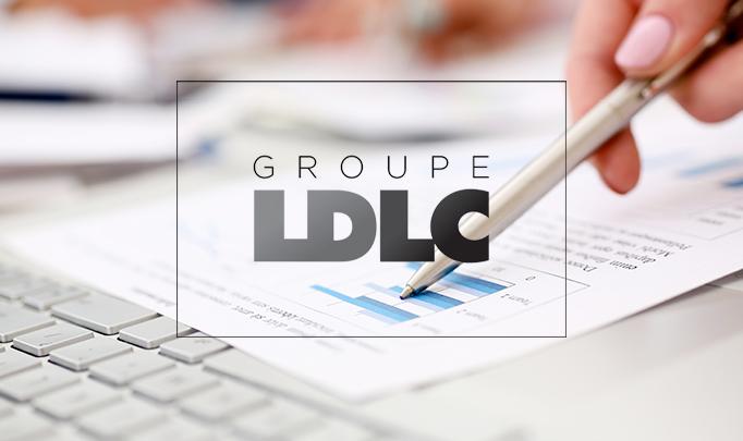 Informations financières sur Groupe LDLC