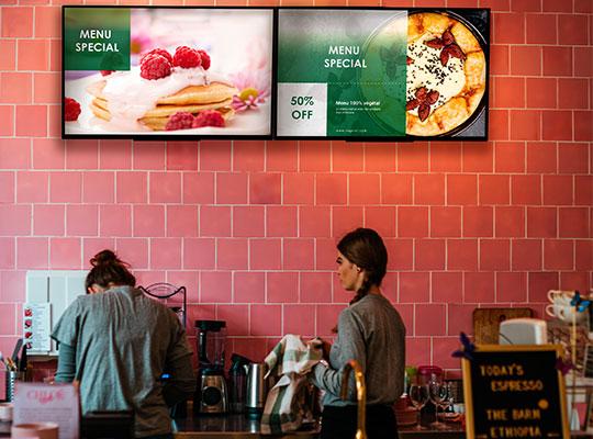 affichage-dynamique-complay-restaurant