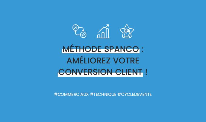 methode de vente spanco conversion client